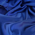 "SATIN FABRIC-60""X20yds/roll, NAVY"