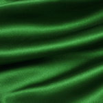 "SATIN FABRIC-60""X20yds/roll, EMERALD"
