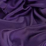 "SATIN FABRIC-60""X20yds/roll, PLUM"